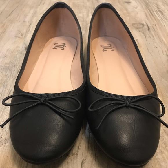 DSW Shoes | Black Flats | Poshmark
